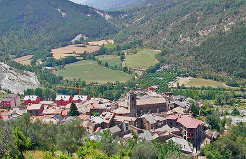 Boltana Spain  city photos gallery : Destino España… viaja a Boltaña | Sobrarbenses